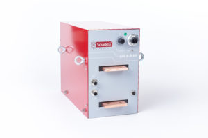 Brazing power source